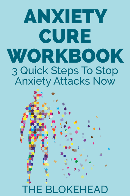 Anxiety Cure Workbook