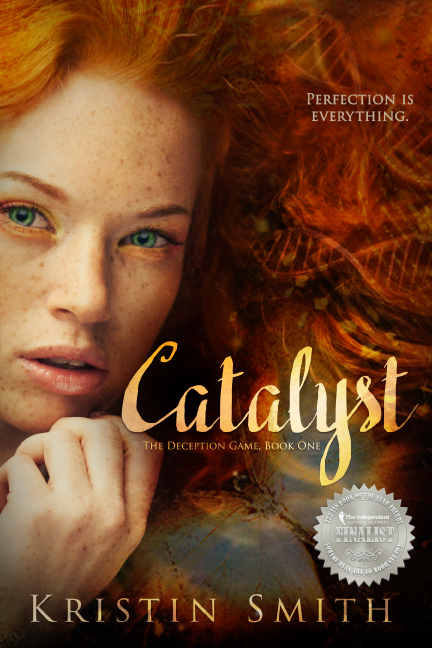 Catalyst, The Deception Game, Book 1.