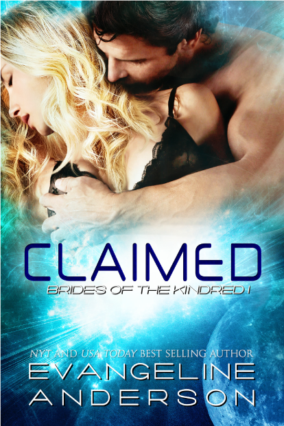 Claimed: The Brides of the Kindred Book 1
