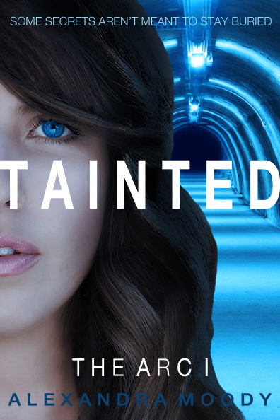 Tainted, The ARC, Book 1