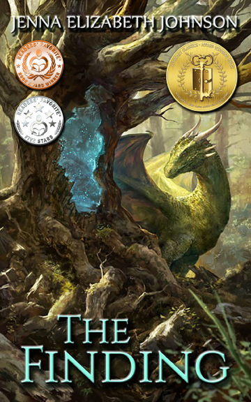 The Legend of Oescienne - The Finding (Book One)