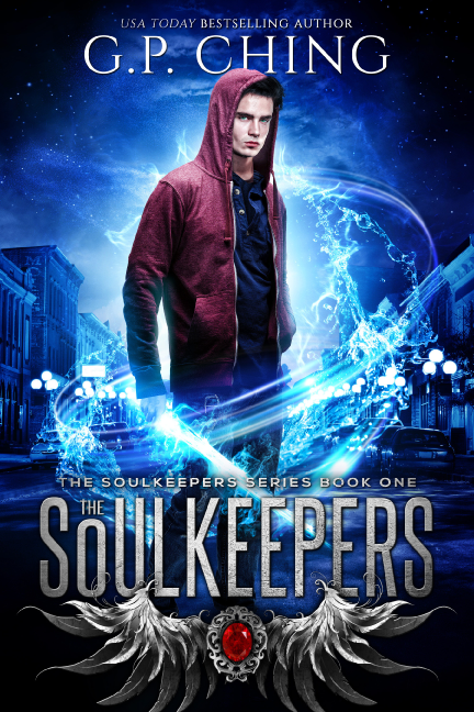 The Soulkeepers Book 1